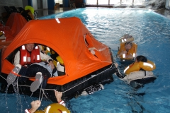 ISAF reševanje na morju